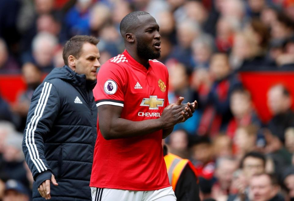 Lukaku to start the FA Cup Final from the bench