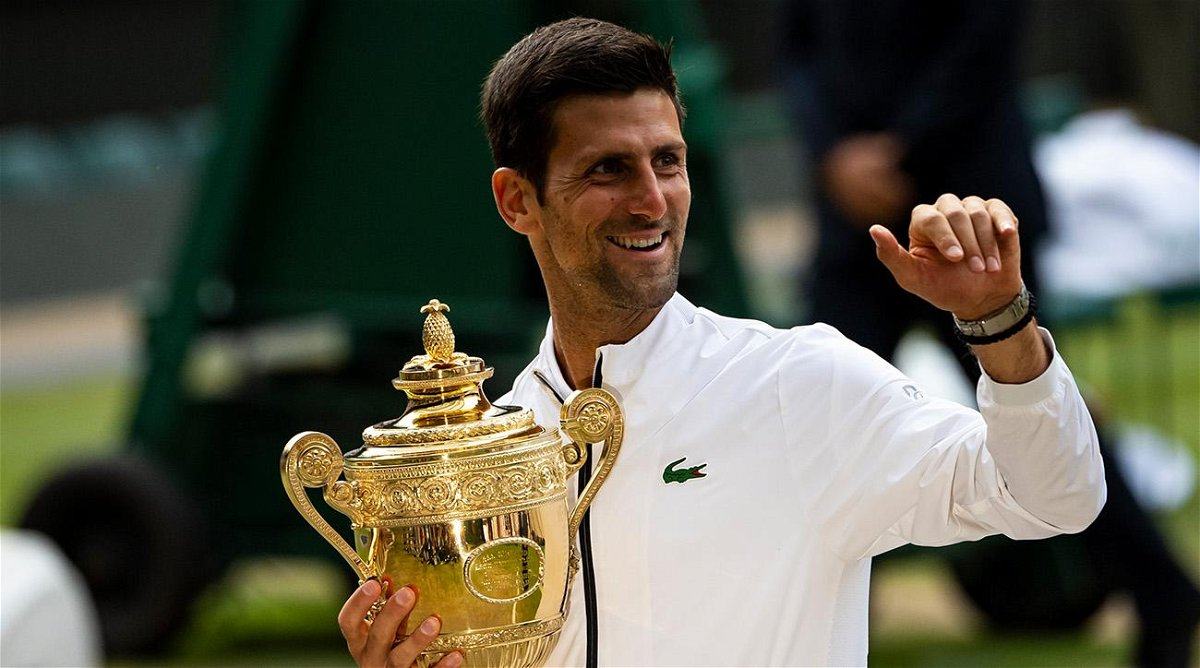 Novak Djokovic 2020 Net Worth Salary And Endorsements
