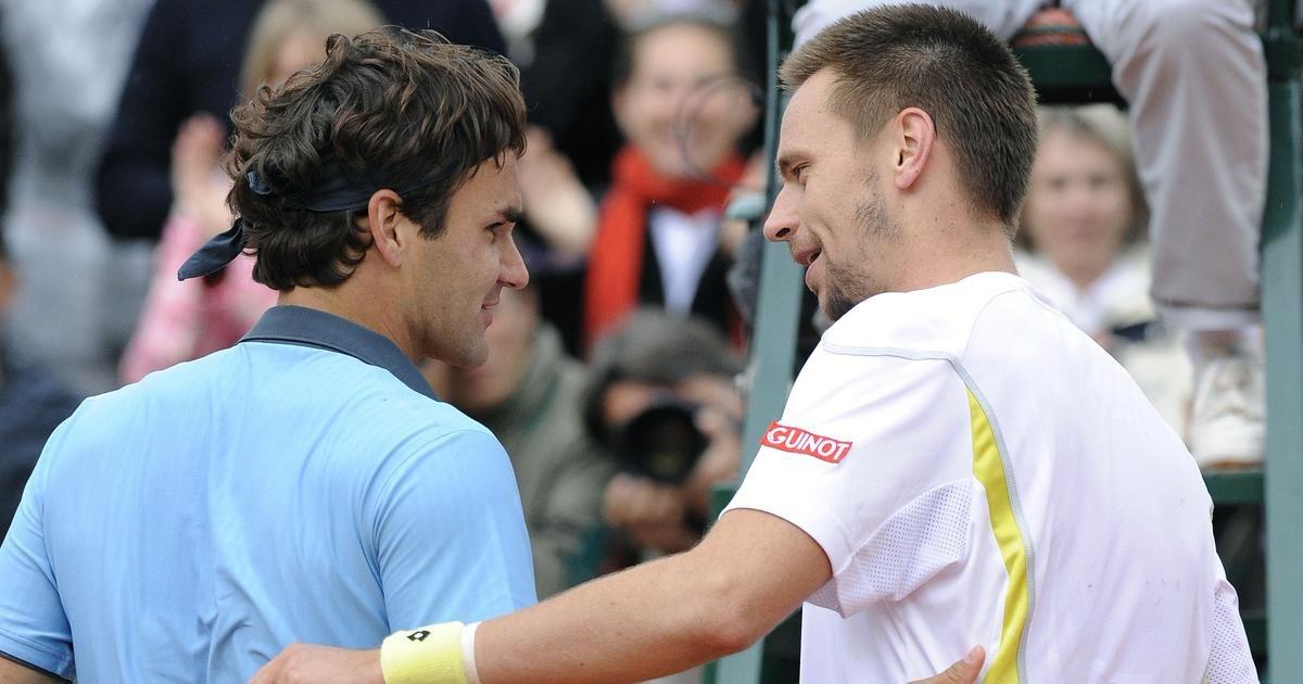 Soderling and Federer