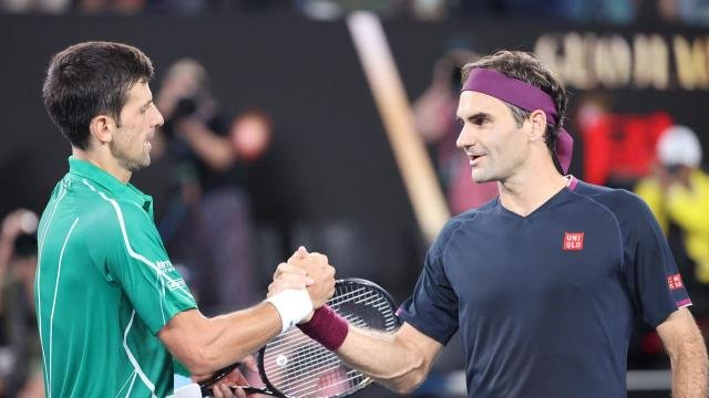 """Novak Djokovic Deserved to Win The Australian Open"" - Roger Federer"