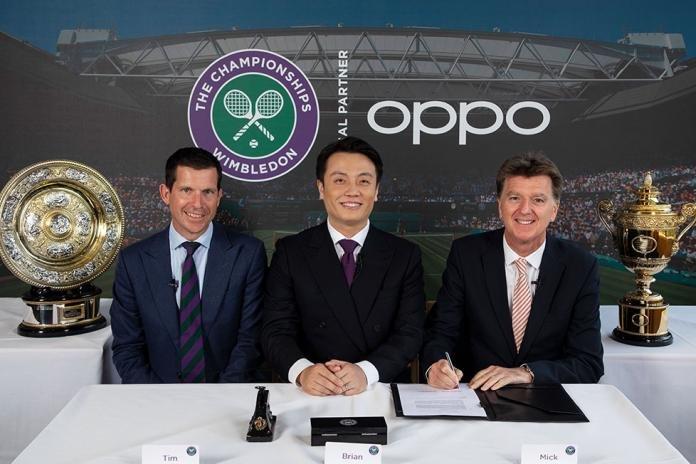 Wimbledon Sponsor