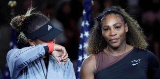 Serena Williams Apologizes To Naomi Osaka
