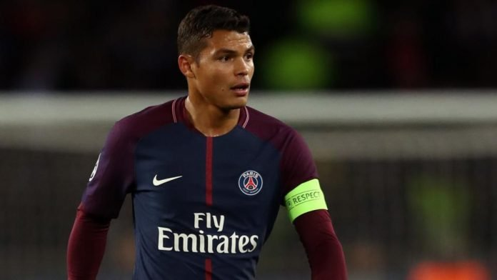 Thiago Silva says PSG need to