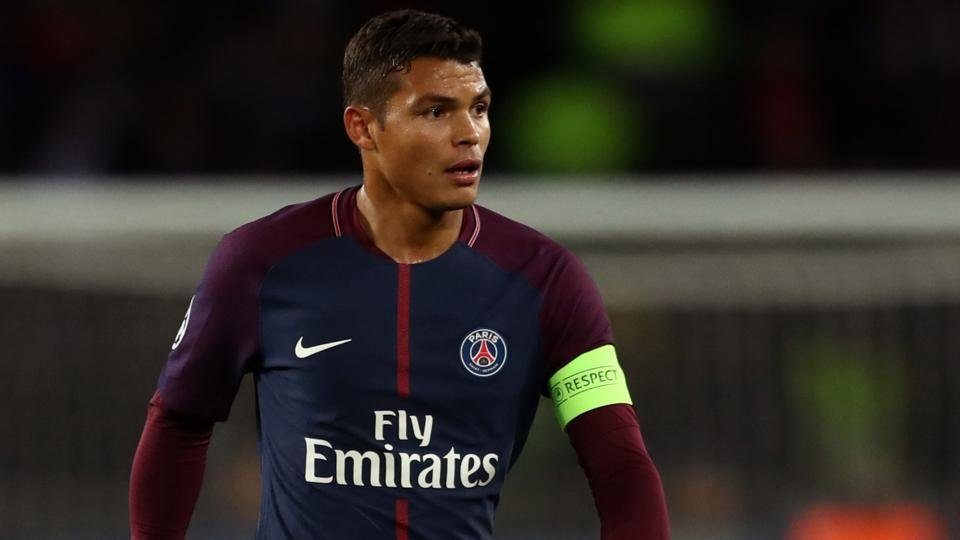 "Thiago Silva says PSG need to ""change"""