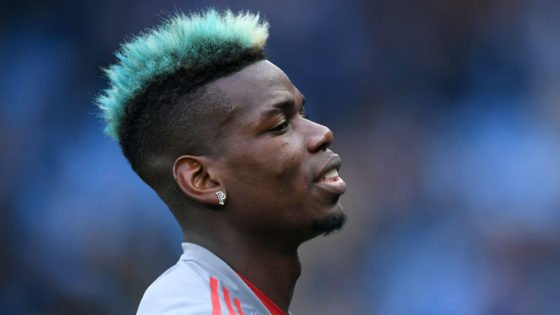 Where Did Paul Pogba Get His New Exciting Haircut From?