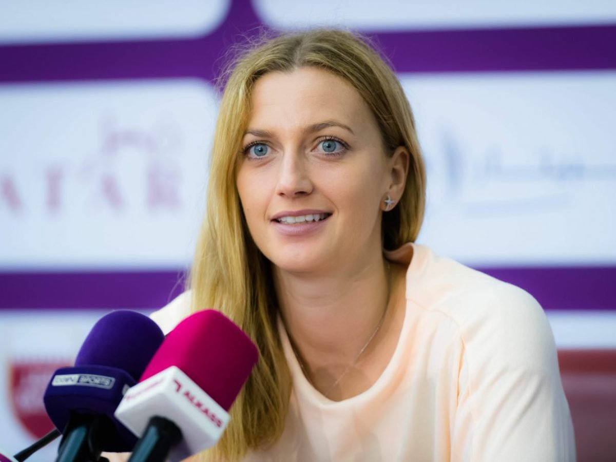 "Petra Kvitova -""I Don't Trust in People Now, Especially Men"" -  EssentiallySports"