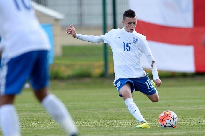 U17 England