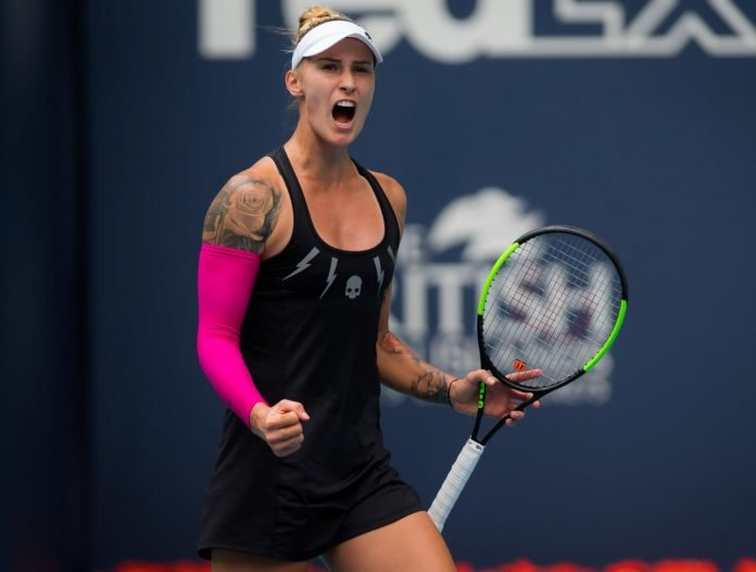 Polona Hercog is in The Quest of Her Third WTA Title At ...