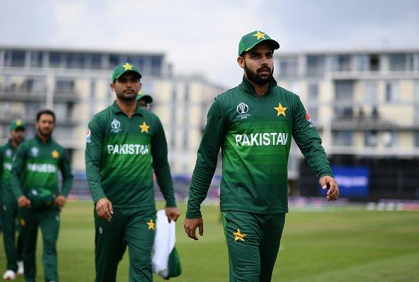 Mohsin Khan resigns after Pakistan loss
