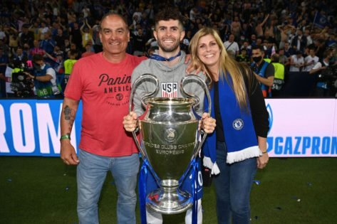 At 22 Years, Is Christian Pulisic Already the Best American Soccer Player of All Time?