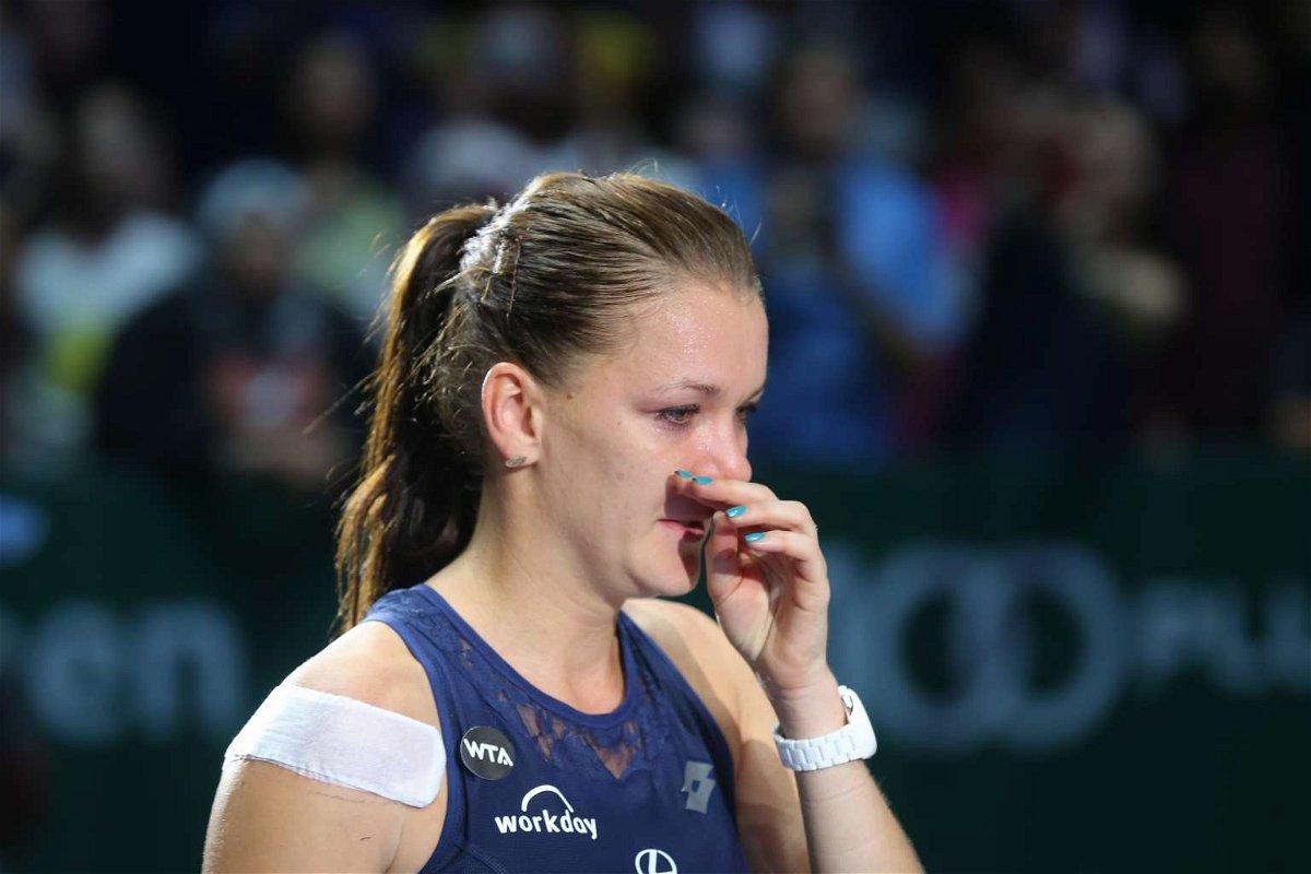 Agnieszka Radwanska announces retirement