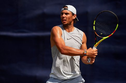 Federer seeded No. 2, Nadal No. 3 at Wimbledon; Serena 11th