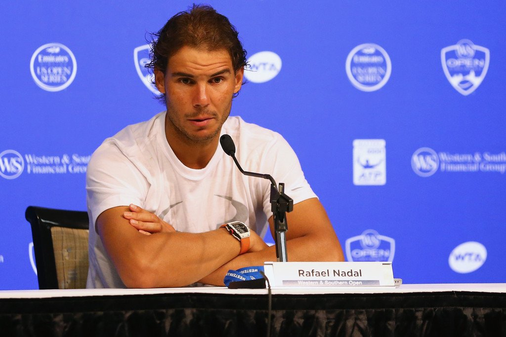 Rafael Nadal Today Was The Best Match I Ve Made This Season On Clay Essentiallysports
