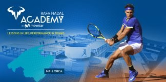 Rafa Nadal Tennis Academy by Movistar
