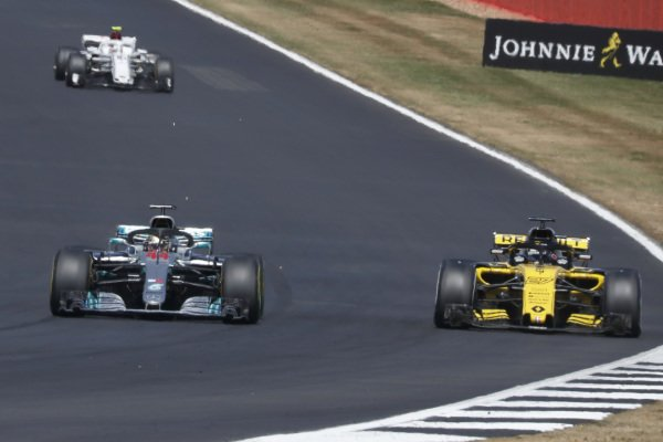 Renault f1 car 2020