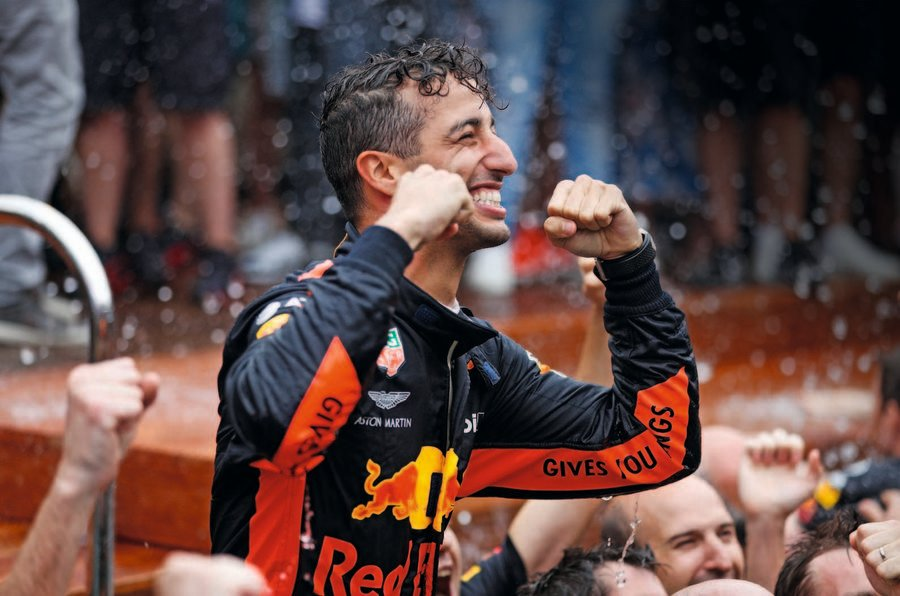 F1: Daniel Ricciardo to leave Red Bull, join Renault next season