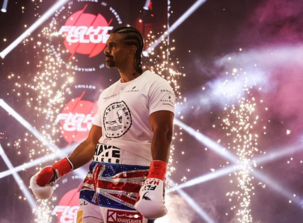 David Haye Dominates Fournier for All 8 Rounds to Win via UD