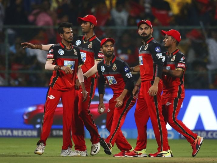 Royal Challengers Bangalore (RCB) players