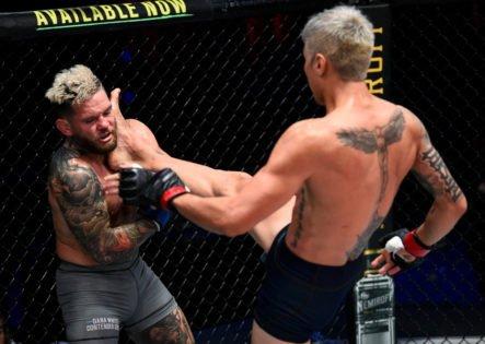 UFC Fight Night: Cannonier vs Gastelum- Austin Lingo vs Luis Saldana: Prediction and Analysis