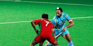 India vs the Bangladesh team