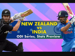 Screenshot from Cricbuzz video.