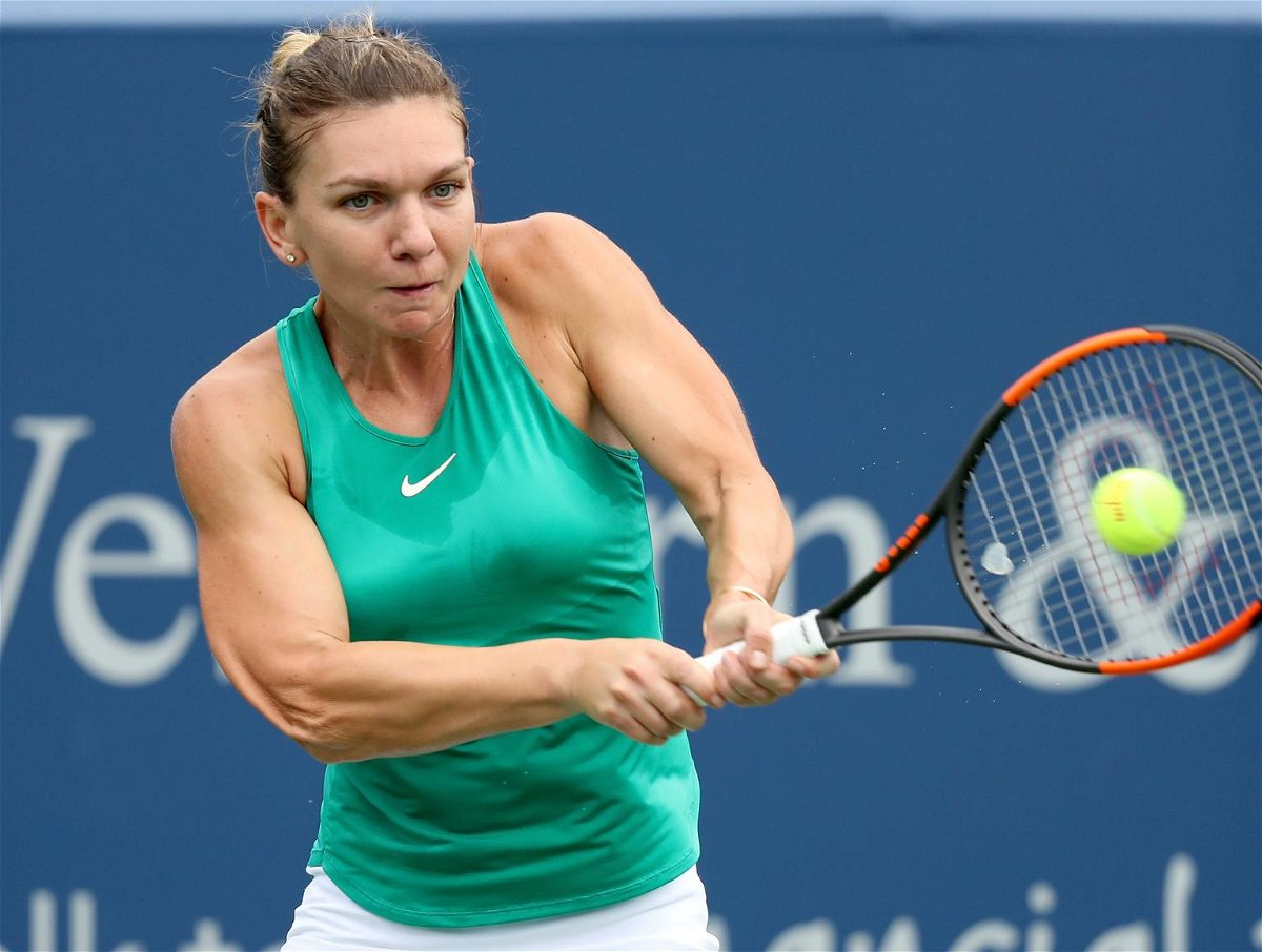 Simona Halep has confirmed Thierry Van Cleemput as her new ...