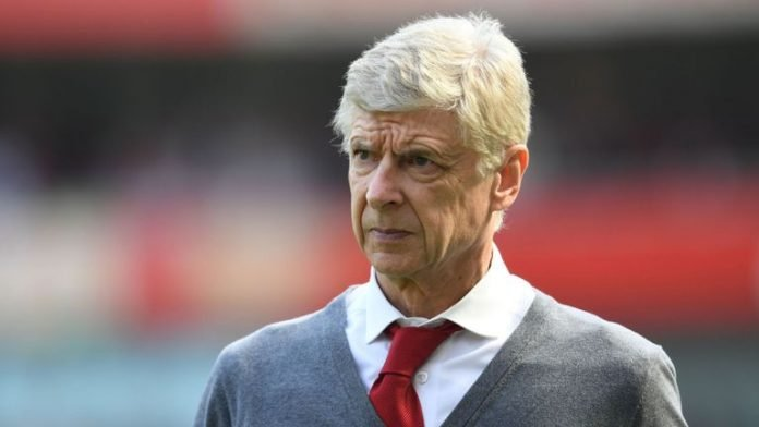 Wenger admits he cannot be