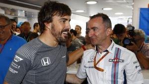 Fernando Alonso to Williams F1?