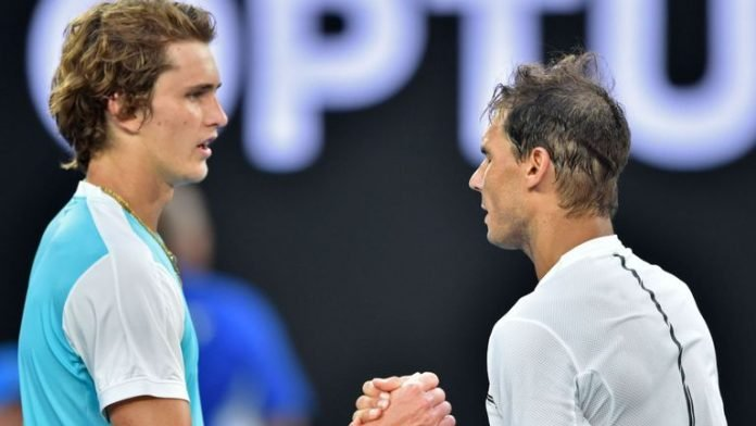 Alexander Zverev Stuns Rafael Nadal