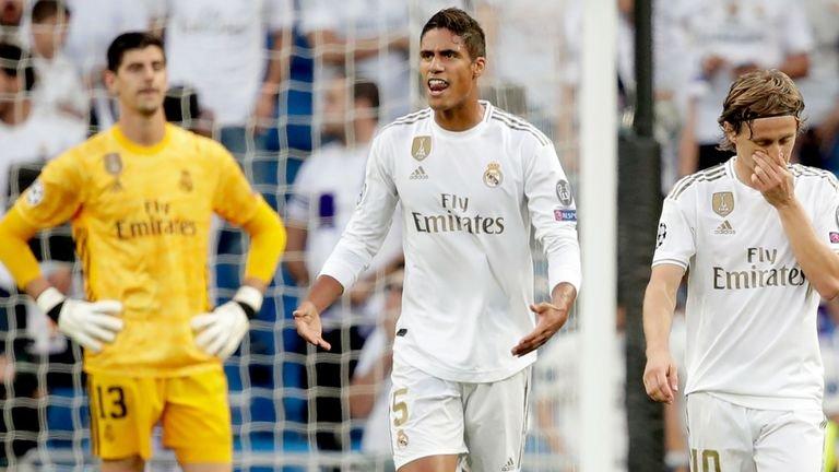 Real Madrid Stunned By Mallorca In La Liga EssentiallySports