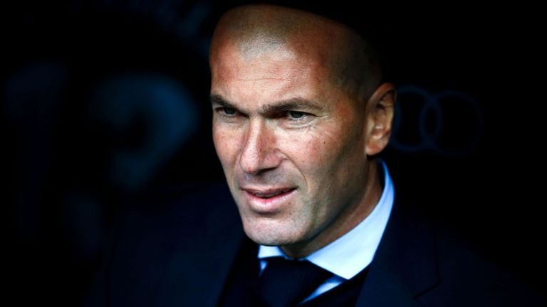 Zinedine Zidane was recalled to management by Real Madrid after unsuccessful spells under Lopetegui and Solari
