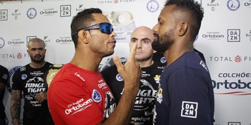 UFC offer Figueiredo