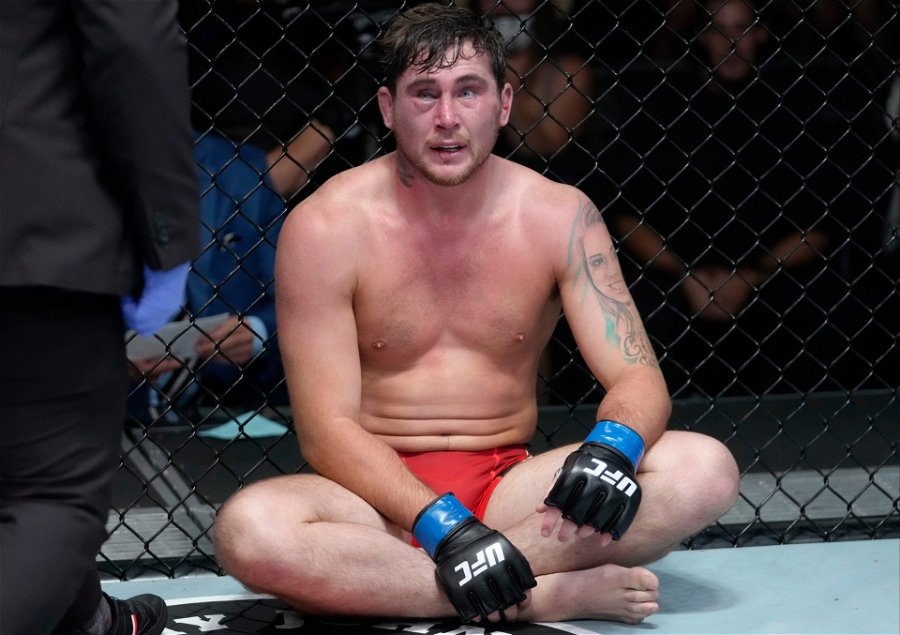 Darren Till reportedly tore his ACL 10 weeks before loss