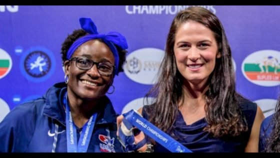 US Women's Wrestlers Create History as They Outperform USA's Male Wrestlers at Tokyo Olympics 2020