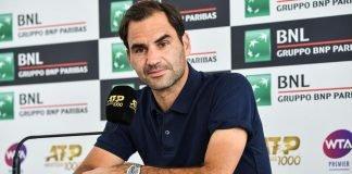 Roger Federer, Rome Masters 2019 press conference