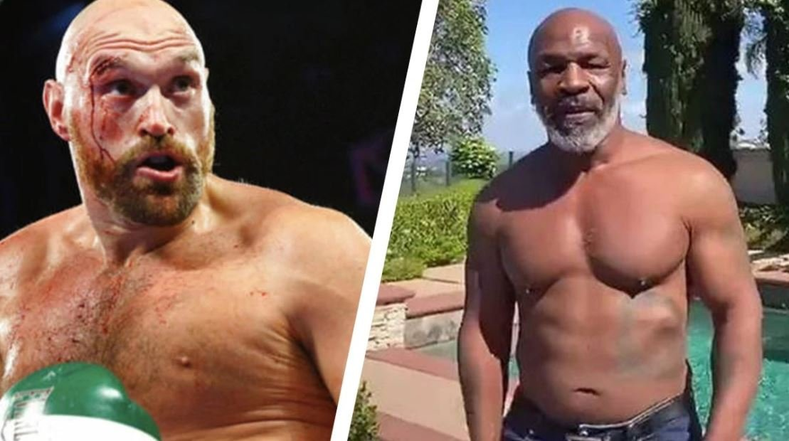 Mike Tyson Puts Tyson Fury on Alert – Says He's Next After Lennox Lewis - EssentiallySports