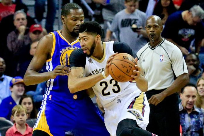 Top 5 Power Forwards in the NBA