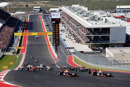 Us Grand Prix >> Second Us Race Would Help F1 Haas Essentially Sports