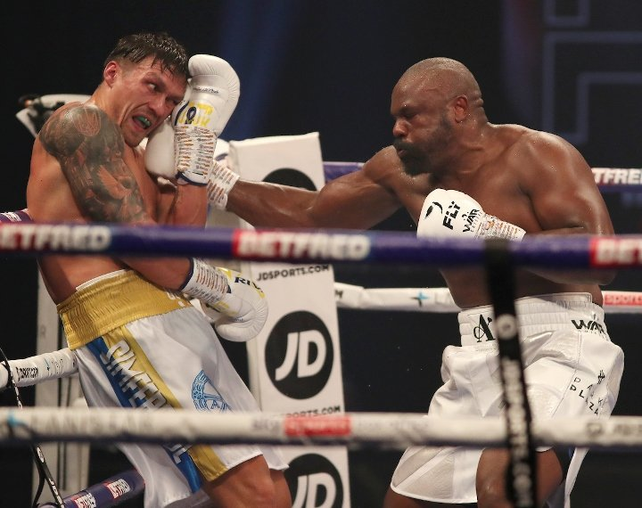"""""""No Bruises, Ready to Rock and Roll"""" – Derek Chisora Offers to Fight Dillian Whyte"""