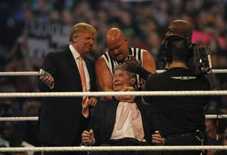 Donald Trump is Grateful to WWE Chairman Vince McMahon for One Major Reason