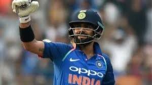 ODI Batsman Rankings