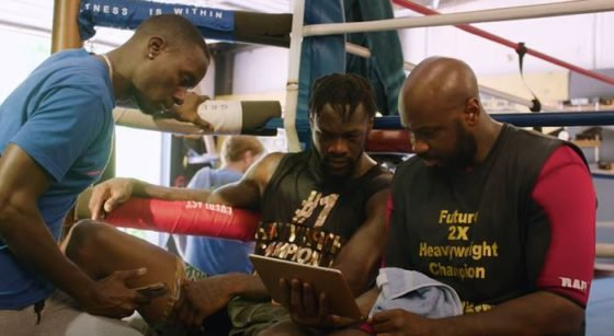 """Deontay Wilder Is """"Taking It Back to the Basics"""" for Tyson Fury Trilogy, Reveals Sparring Partner"""