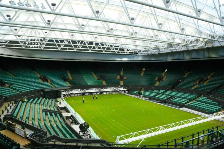 Wimbledon Championships Roof