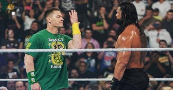 John Cena Ridicules Roman Reigns to Kick Off WWE SmackDown