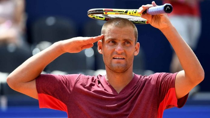 Youzhny announces his retirement from tennis