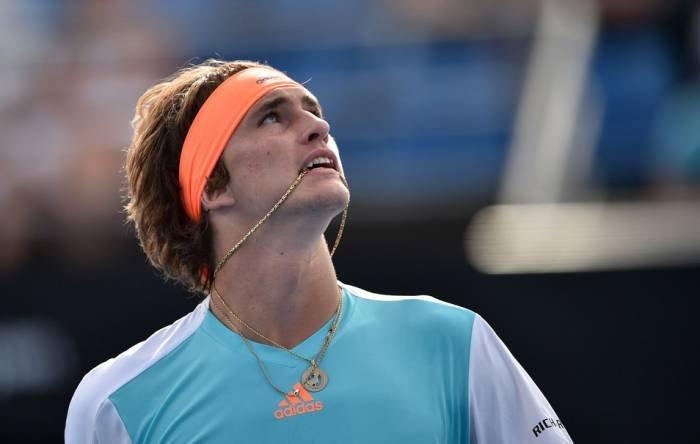 Zverev struggling with hamstring injury ahead of Australian Open